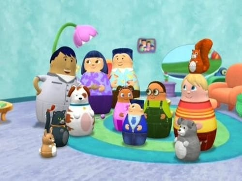Higglytown Heroes: Season 1 – Episod Bright Lights, Big City / Kip's Shadow