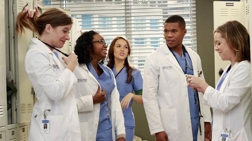 Grey's Anatomy - Season 9 - Episode 8: Love Turns You Upside Down