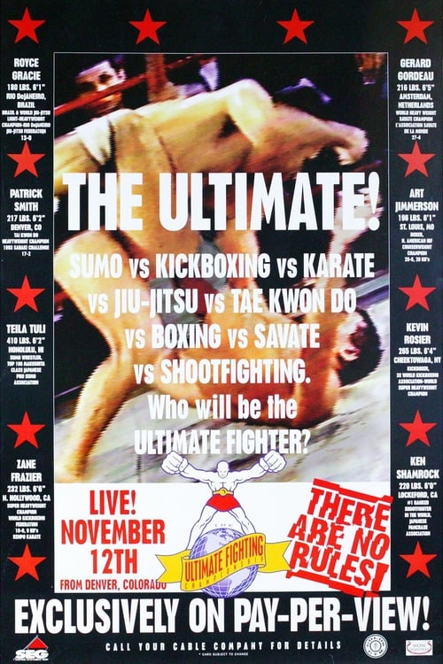 Assistir Filme UFC 1: The Beginning Online Grátis