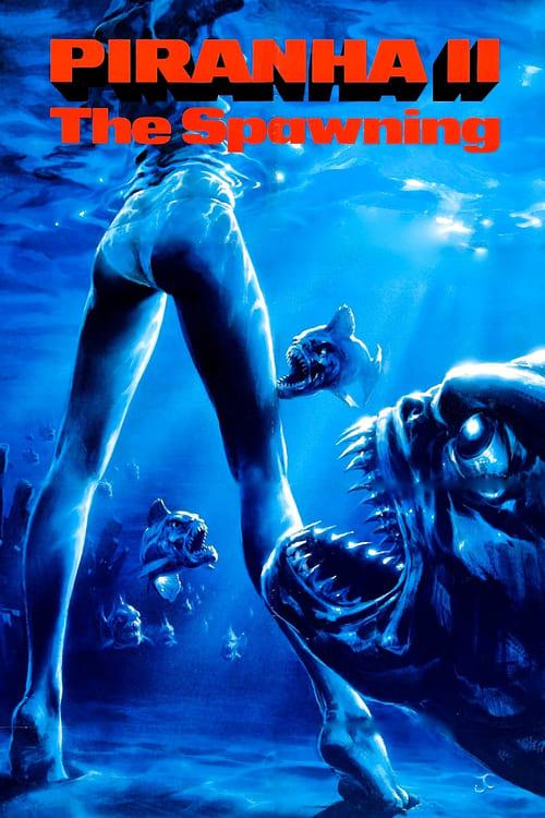 Piranha II: The Spawning (1982) Poster