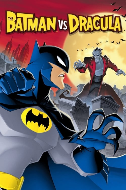 Largescale poster for The Batman vs. Dracula