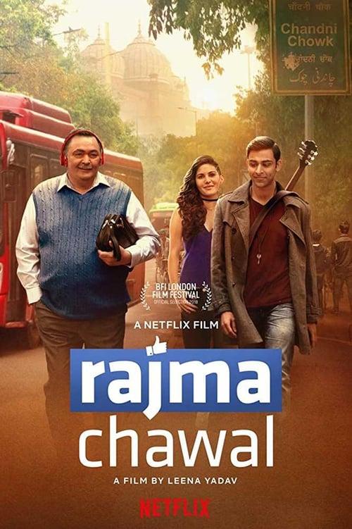 Rajma Chawal (2018) Poster