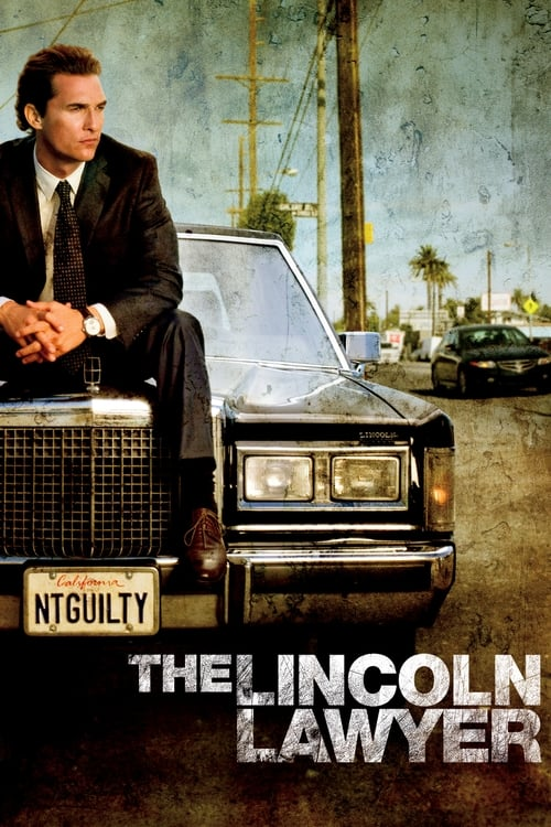 Poster. The Lincoln Lawyer (2011)