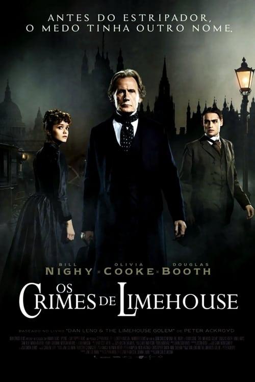 Assistir Os Crimes de Limehouse - HD 720p Dublado Online Grátis HD