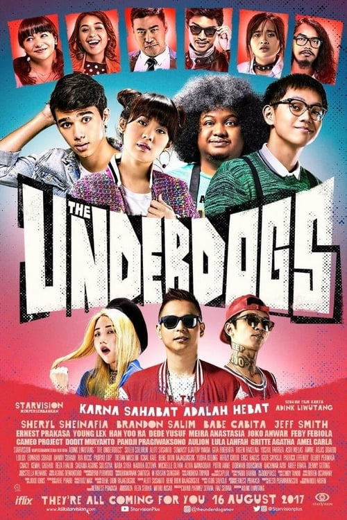 The Underdogs Film Complet Streaming