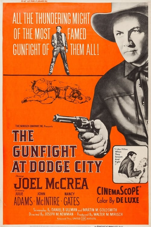 Filme The Gunfight at Dodge City Dublado Em Português