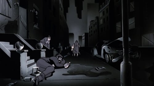 Batman: The Animated Series - Season 1 - Episode 12: Appointment in Crime Alley
