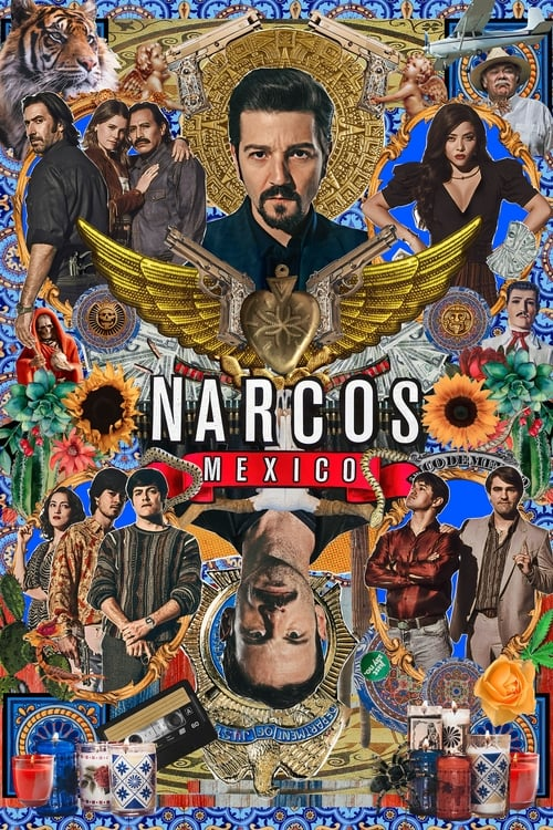 Narcos: Mexico Season 1 Episode 2 : The Plaza System