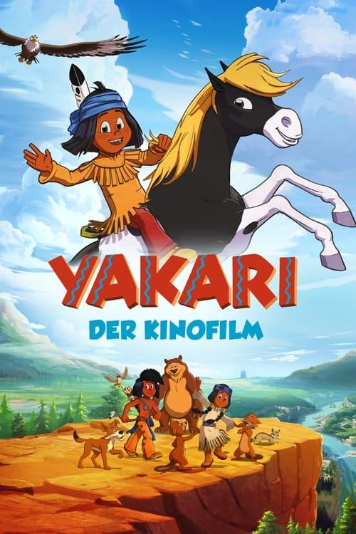 Yakari - Der Kinofilm - Animation / 2020 / ab 0 Jahre