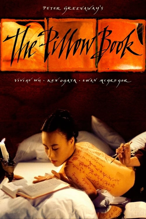 Watch The Pillow Book (1996) Best Quality Movie