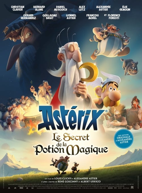 Regardez ۩۩ Astérix : Le Secret de la potion magique Film en Streaming HD