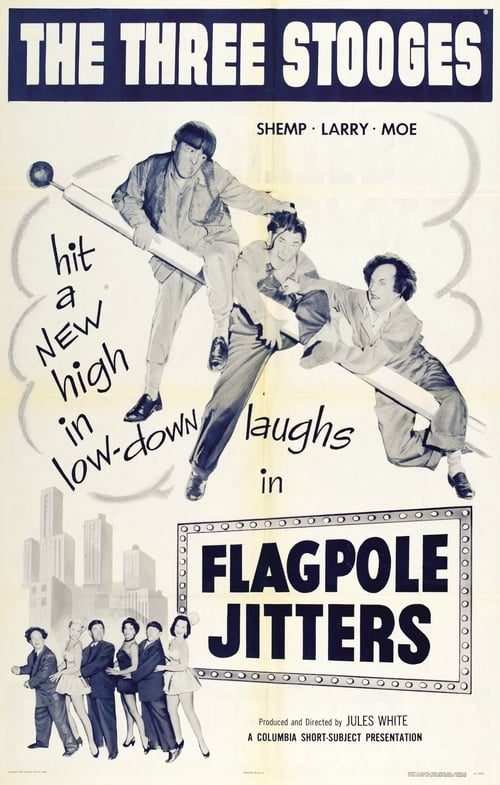 Ver pelicula Flagpole Jitters Online