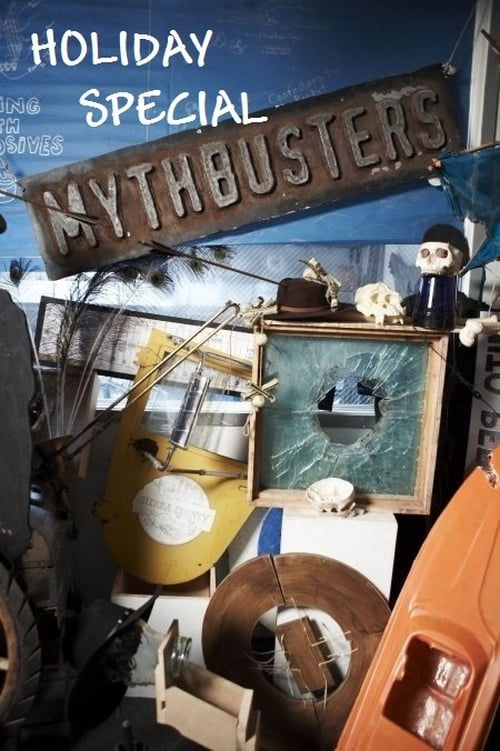 Largescale poster for Mythbusters Holiday Special