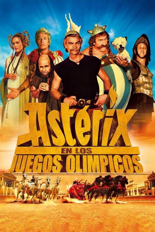 Image Astérix en los Juegos Olímpicos