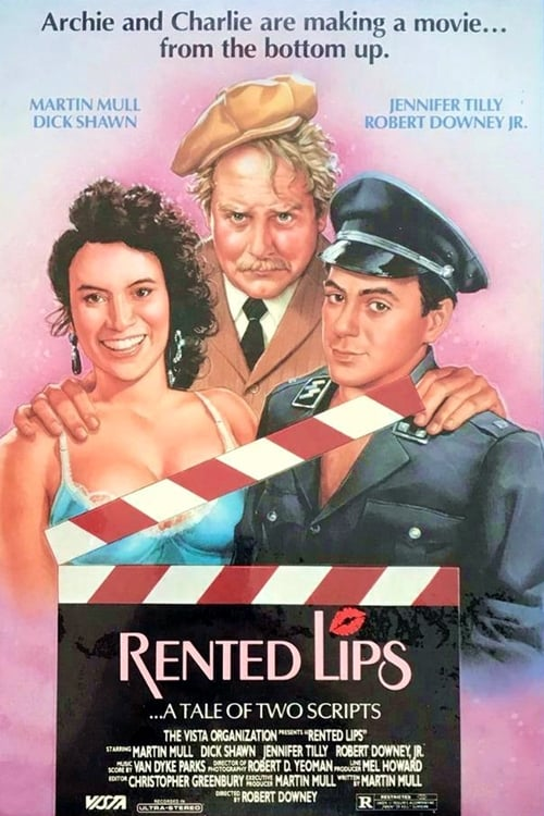 Rented Lips (1988) Poster