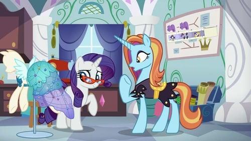 My Little Pony: Friendship Is Magic: Season 5 – Épisode Canterlot Boutique