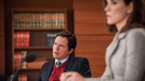 The Good Wife - Season 6 - Episode 8: Red Zone