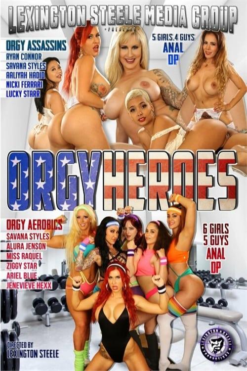 Orgy Heroes (2017)