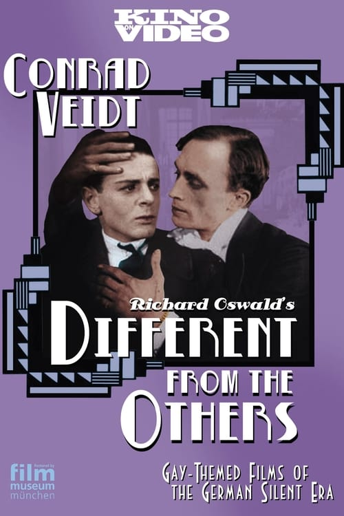 Different from the Others (1919) Poster
