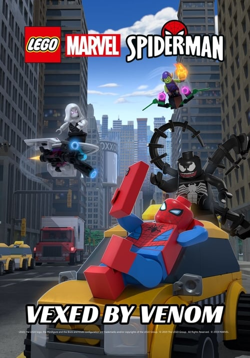 Marvel Spider-Man: Wkręcony w Venoma