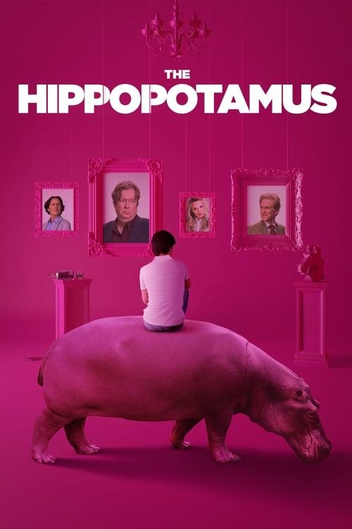 The Hippopotamus poster