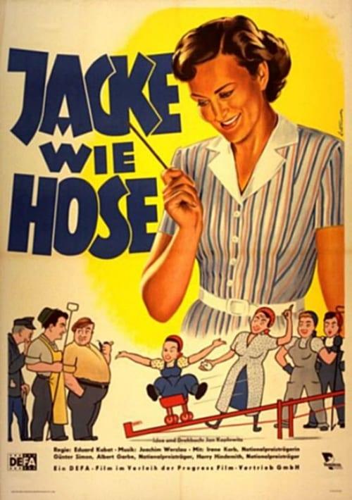 مشاهدة فيلم Jacke wie Hose مع ترجمة على الانترنت