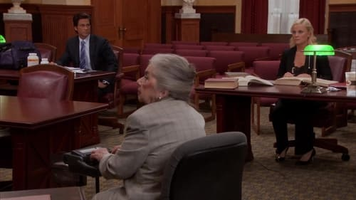 Parks and Recreation - Season 4 - Episode 9: The Trial of Leslie Knope