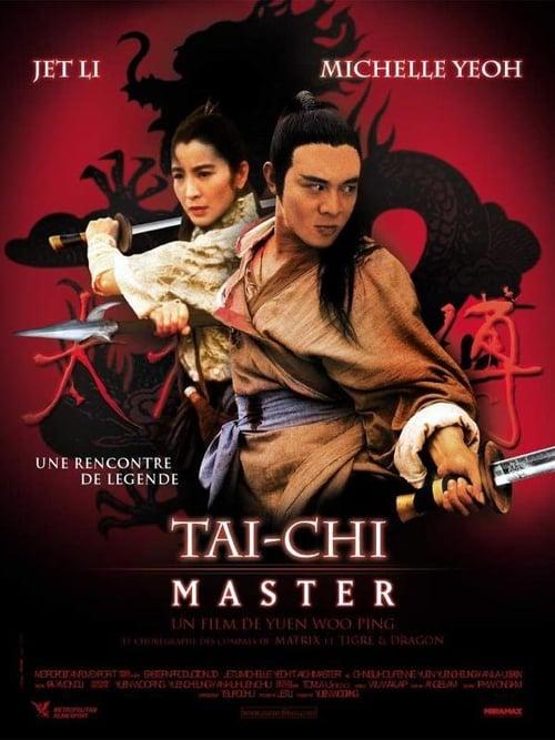 Maître Tai-Chi