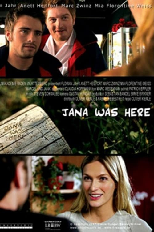 Jana Was Here poster