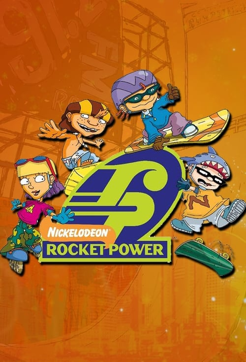Rocket Power-Azwaad Movie Database