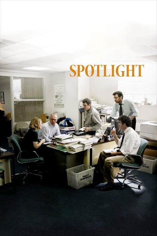 Spotlight film en streaming