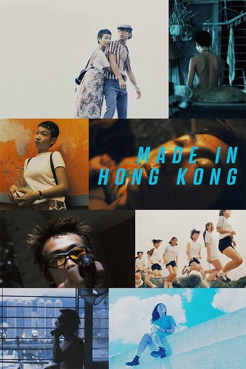 Made in Hong Kong (1997) Poster