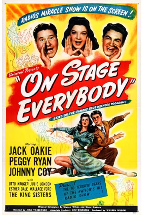 Assistir Filme On Stage Everybody Com Legendas