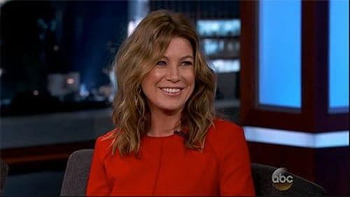Jimmy Kimmel Live 2014 Streaming: Season 12 – Episode Ellen Pompeo, Norman Reedus, Disclosure feat. Mary J. Blige