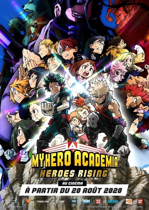 [HD] My Hero Academia : Heroes Rising (2019) Streaming HD FR