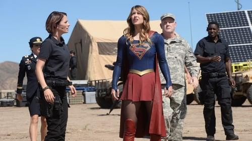 Supergirl - Season 1 - Episode 6: Red Faced