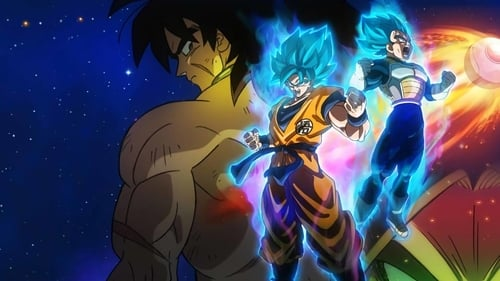 Dragon Ball Super: Broly (2018) Full Movie
