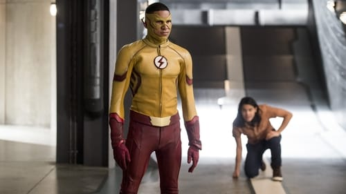 The Flash - Season 3 - Episode 11: Dead or Alive