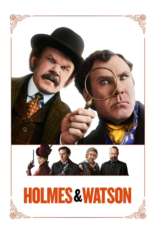 Poster for Holmes and Watson