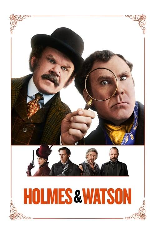 Holmes & Watson Film en Streaming VF Gratuit