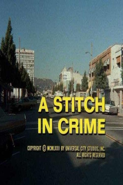 Ver Columbo: A Stitch In Crime Gratis