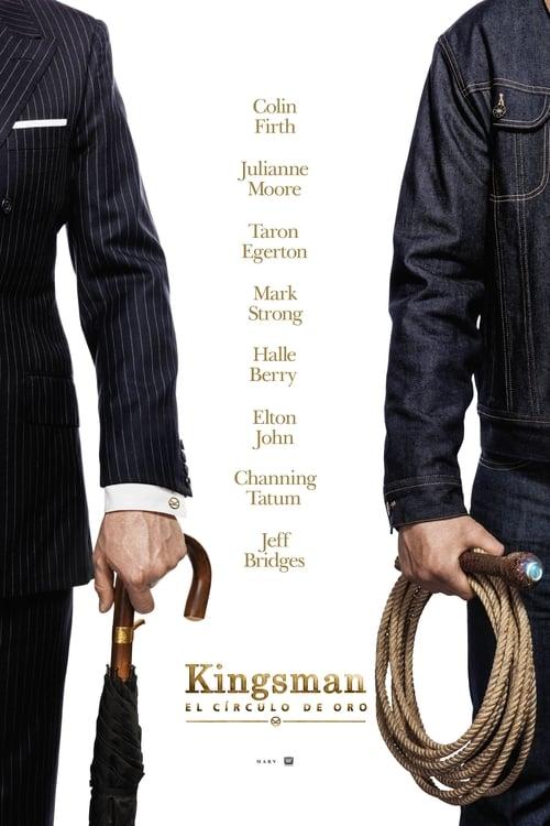 Ver Kingsman: El círculo de oro Online