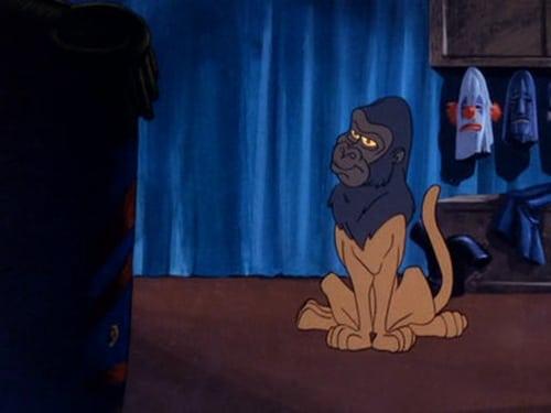 Scooby Doo Where Are You 1969 Bluray 1080p: Season 1 – Episode Never Ape An Ape Man