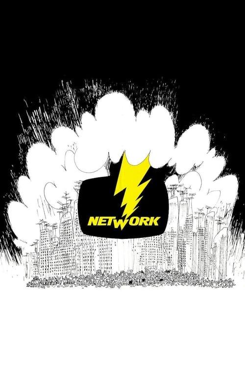 Network Movie Poster