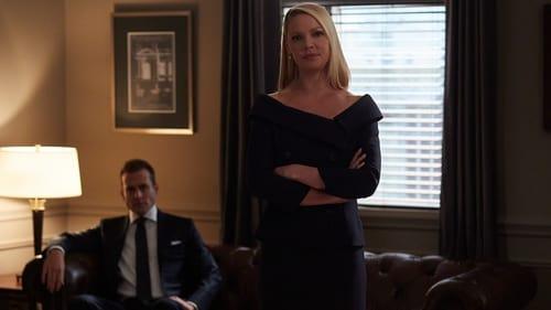 Suits - Season 8 - Episode 7: Sour Grapes