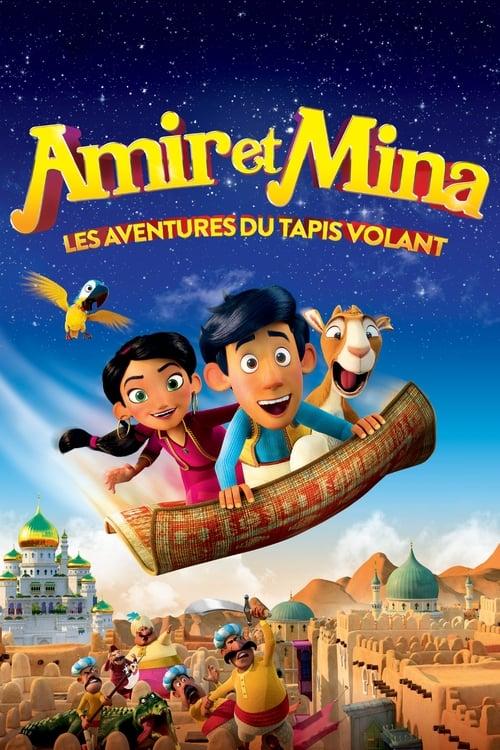 Amir et Mina : Les aventures du tapis volant (2018)