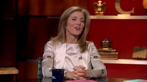 The Colbert Report: Season 7 – Episod Caroline Kennedy