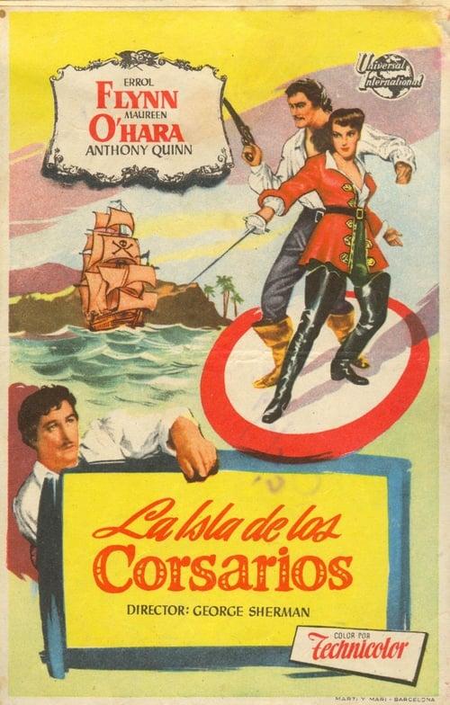 Mira La Película La isla de los corsarios Completamente Gratis