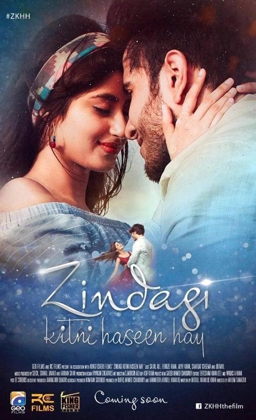 Zindagi Kitni Haseen Hay poster