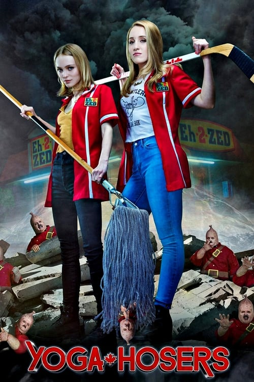Yoga Hosers - Poster